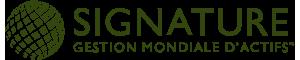 Signature Gestion mondiale d'actifs